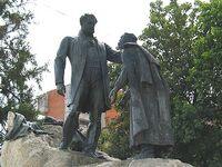 Zilah szobor