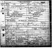 Schultz-Clara 1973 death