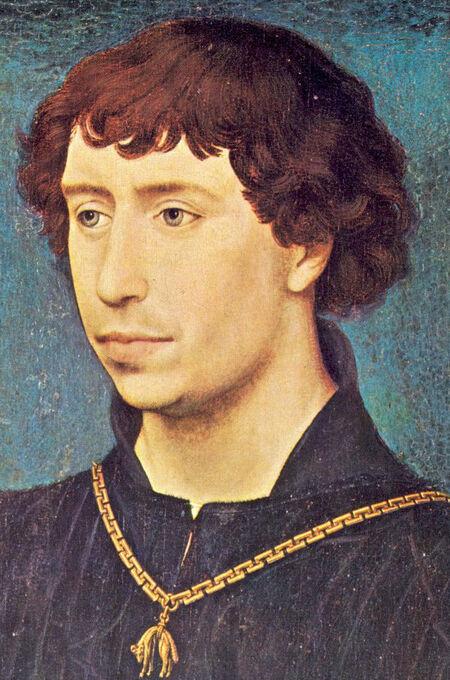 Charles, Duke of Burgundy (1433-1477)