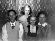Joseph Szczesny Family (late 1950s)