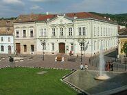 Esztergom Széchenyi tér, Posta