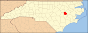 North Carolina Map Highlighting Greene County.PNG