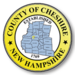 Cheshire County, New Hampshire seal