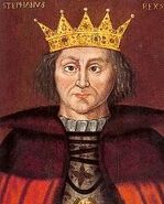 King Stephen of England