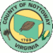 Nottoway County, Virginia seal
