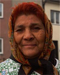 Romany granny