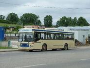 Zalau MAN bus