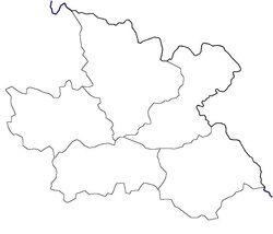 Hradec Kralove location map