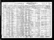 1930 census Furey Gelchion