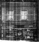 Albert Thomas Arthur Stickler shop in Bristol c1906