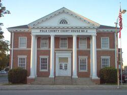 Polk County Court House 2, Georgia