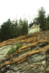 Monument over the Battle of Kringen