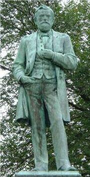 Grant statue