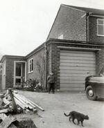 Russ Family home - Wokefield Park, Mortimer, near Reading, Berkshire 1970