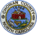 Chowan County, North Carolina seal