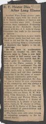 RobertHester1857 1935 obit