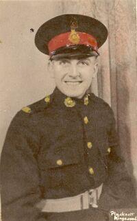 Kenneth Jenner (1924-1944) - WW2