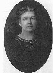 Lucy May Van Cott (1869-1957)