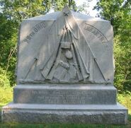 29th Ohio Infantry momument
