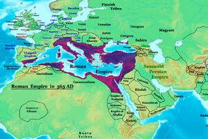Roman-Empire 565ad sm