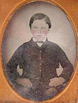 Freeze- Willard A 1852