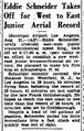 Schnedier 1930August21 DailyRegisterGazette.png