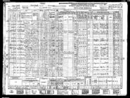 1940 United States Federal Census for Katherine Kennedy