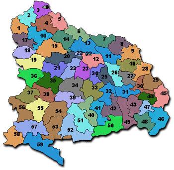 Nalgonda map