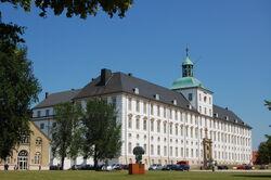 Schloss gottorf suedseite