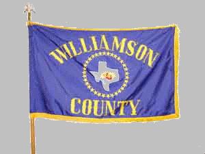 Williamson County, Texas flag