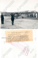Aviator Eddie Schneider lands Cessna monoplane at Roosevelt Field on August 25, 1930 (front and back of image).png
