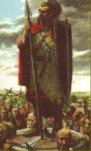 Childeric I, King of Salian Franks (c437-c481)