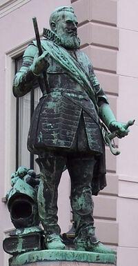 Willem Lodwijk van Nassau (1560-1620)4