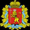Coat of arms of Vladimiri Oblast.png