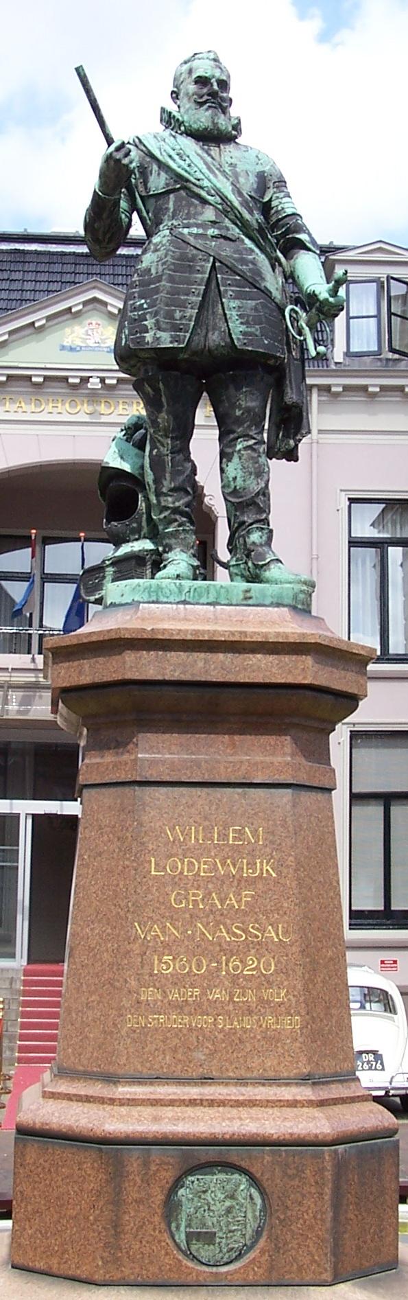 Willem Lodewijk van Nassau 1560-1620