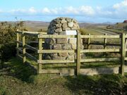Lachlan Mor Maclean of Duart Fell Here - geograph.org.uk - 1774739
