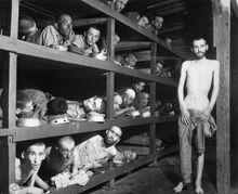 Buchenwald Slave Laborers Liberation