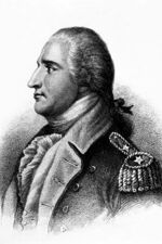 Benedict arnold illustration
