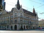 Palatul Szeky din Cluj-Napoca