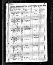 1850 census Patterson