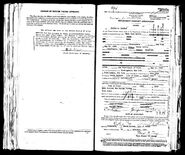 Lattin-Jarvis 1920 passport