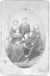 True family portrait