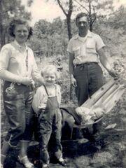 Joseph Szczesny Family (early 1950s)