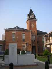 Pendleton County, Kentucky Courthouse