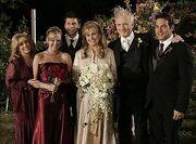 Laura luke second wedding