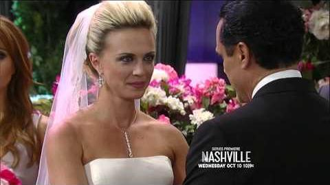 Sonny & Connie scenes 10-2-12 Skate's Wedding part II