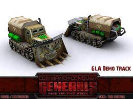 GLA DemoTrack