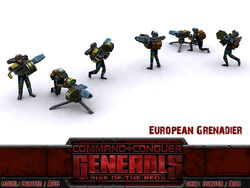 RotR Grenadier render