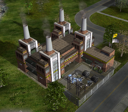 Tech Power Plant