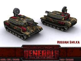 Russian Shilka
